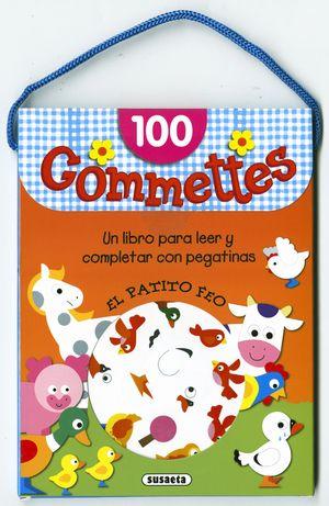 EL PATITO FEO 100 GOMETTES