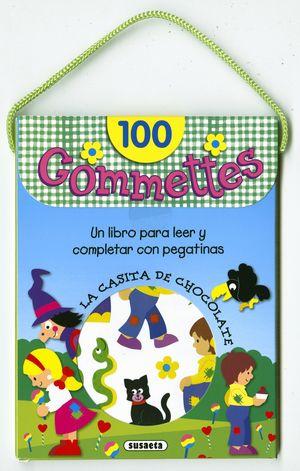 LA CASITA DE CHOCOLATE 100 GOMETTES