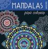 MANDALAS PARA COLOREAR ( AZUL )