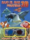 BAJO EL MAR PEGATINAS 3D