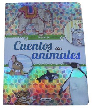 CUENTOS CON ANIMALES. ME GUSTA LEER