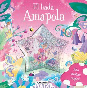 EL HADA AMAPOLA. BOLA DE NIEVE