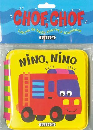 NINO NINO ( CHOF CHOF ) LIBRO BAÑO