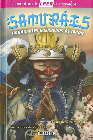 SAMURÁIS. HONORABLES GUERREROS DE JAPÓN. LEER CON SUSAETA 3