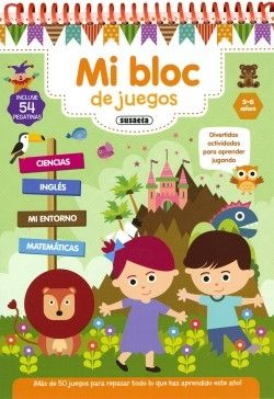 MI BLOC DE JUEGOS 5-6 AÑOS