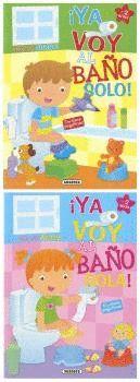 ¡YA VOY AL BAÑO SOLO! (2 TÍTULOS)