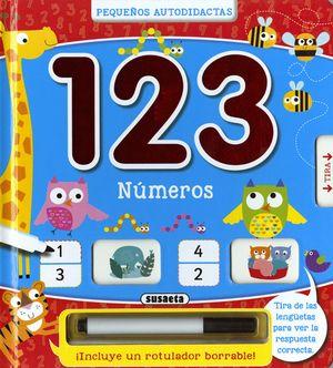 NÚMEROS 1 2 3