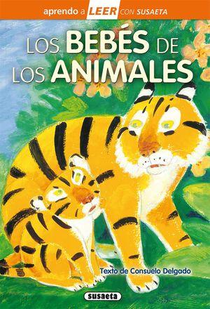 LOS BEBÉS DE LOS ANIMALES. NIVEL 1