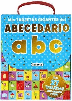 MIS TARJETAS GIGANTES DEL ABECEDARIO, ABC