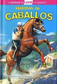HISTORIAS DE CABALLOS. LEER CON SUSAETA
