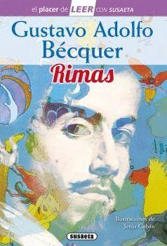 GUSTAVO ADOLFO BÉCQUER, RIMAS LEER CON SUSAETA