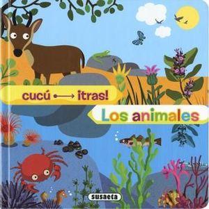 LOS ANIMALES. CUCU TRAS