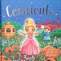 CENICIENTA. POP UP
