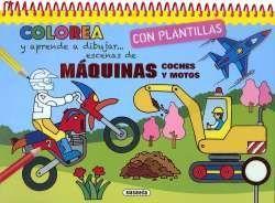 MÁQUINAS, COCHES Y MOTOS