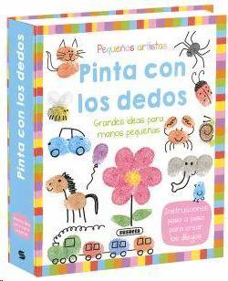 PINTA CON LOS DEDOS