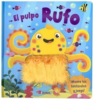EL PULPO RUFO. PATITAS