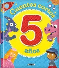 CUENTOS CORTOS PARA 5 AÑOS