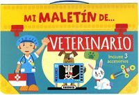 VETERINARIO. MI MALETIN DE