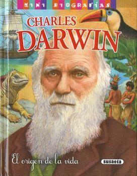 CHARLES DARWIN. MINI BIOGRAFIAS