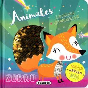 ANIMALES. LENTEJUELAS