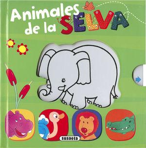 ANIMALES DE LA SELVA