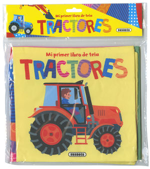 TRACTORES. LIBRO DE TELA