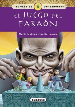 EL JUEGO DEL FARAÓN. EL CLUB DE LOS SABUESOS