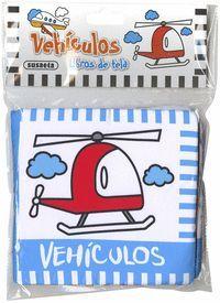 VEHICULOS (LIBRO TELA)