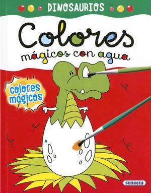 DINOSAURIOS (COLORES MAGICOS C