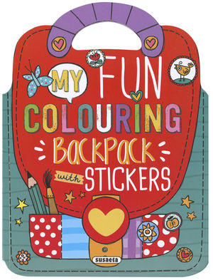MY FUN COLOURING BACKPACK STICS3414001