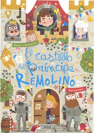 EL CASTILLO DEL PRINCIPE REMOLINO