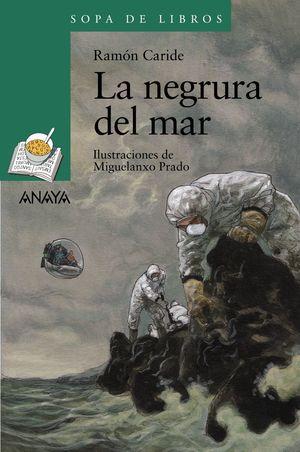 LA NEGRURA DEL MAR