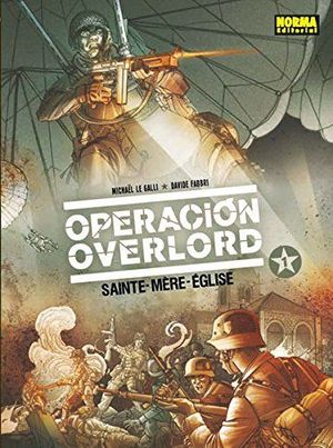 OPERACIÓN OVERLORD 1