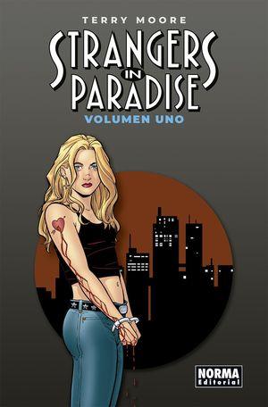 STRANGERS IN PARADISE. EDICIÓN DE LUJO. VOLUMEN 1