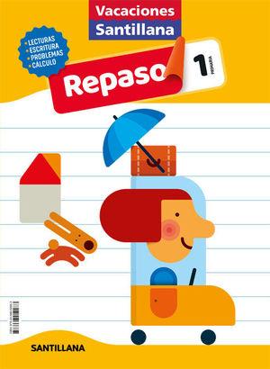 VACACIONES 1º PRIMARIA REPASO 2020