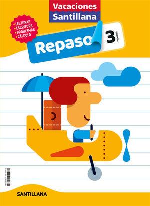 VACACIONES 3º PRIMARIA REPASO 2020