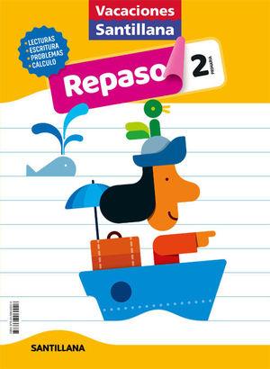 VACACIONES 2º PRIMARIA REPASO 2020