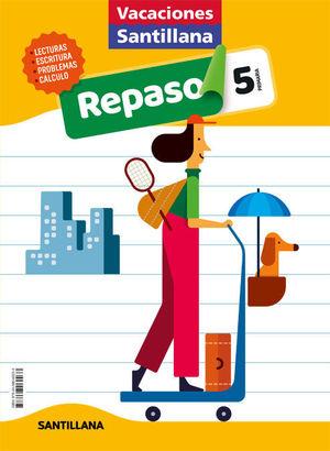 VACACIONES 5º PRIMARIA REPASO 2020