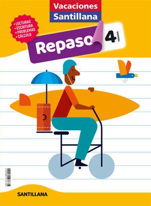 VACACIONES 4º PRIMARIA REPASO 2020