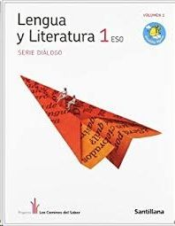 SALDO LENGUA LITERATURA DIALOGO 1 ESO LOS CAMINOS DEL SABER SANTILLANA
