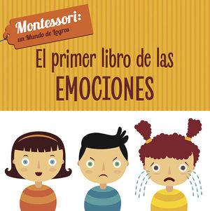 EL PRIMER LIBRO DE LAS EMOCIONES (VVKIDS)