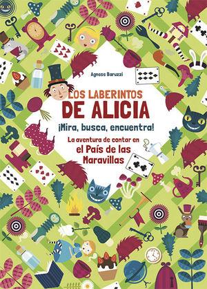 LOS LABERINTOS DE ALICIA (VVKIDS)