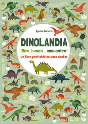 DINOLANDIA.ÁMIRA, BUSCA, ENCUENTRA! (VVKIDS)