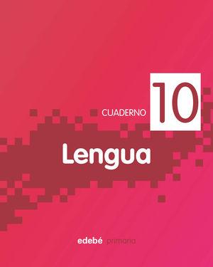 SALDO CUADERNO LENGUA 10 PRIMARIA EDEBE