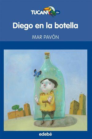 DIEGO EN LA BOTELLA, DE MAR PAVÓN
