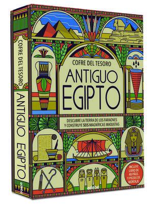 ANTIGUO EGIPTO. COFRE DEL TESORO