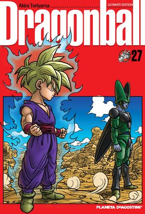 DRAGON BALL Nº 27/34 PDA