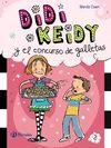 DIDI KEIDY Y EL CONCURSO DE GALLETAS