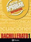 OBJETIVO APROBAR MATEMÁTICAS 1 BACHILLERATO