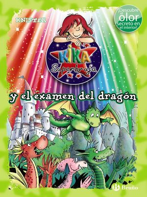 KIKA SUPERBRUJA Y EL EXAMEN DEL DRAGÓN (ED. COLOR)